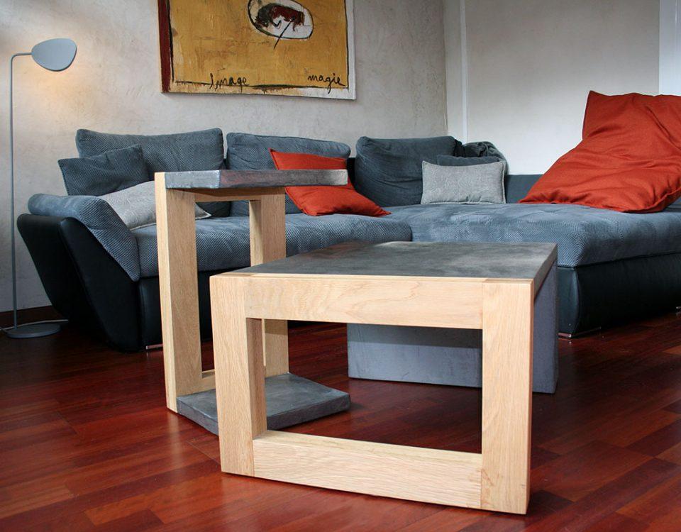 Mobilier décoratif - Marqueterie Modom
