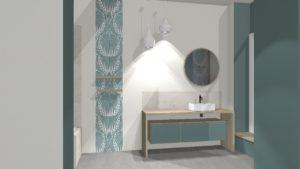 Protégé: Salle de bain lotus